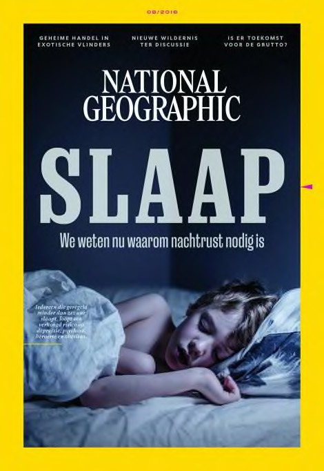 National Geographic Magazine Editie 8